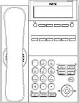 Настройка IP-телефона NEC DT710 на TMG сервере