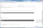 Добавление группы - установка свойств группы Service Accounts