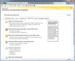 Список тестов подключения к Office 365