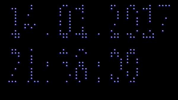 Screen saver with Prism and cellular automata – I Reznykov's