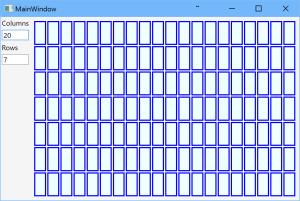 Grid 20x7