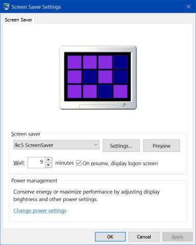 Extendable screen saver with Prism – I Reznykov's blog