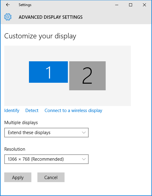 Wpf windows on two screens – I Reznykov's blog