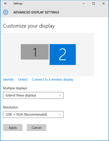 Wpf windows on two screens – I Reznykov's blog