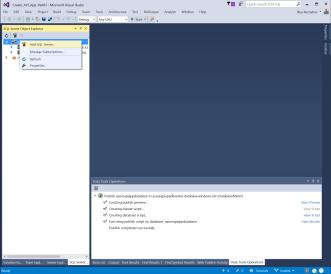 SQL Server Explorer